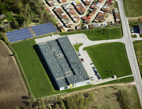 Päikeseelektrijaam valmib peagi
